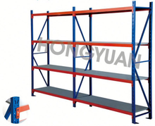 Hongyuan ISO9001 light duty warehouse rack