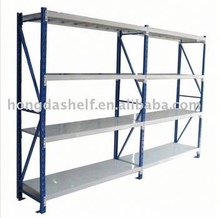Hongyuan 2014 Hot 3 layers light duty warehouse rack