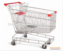 electric shopping carts