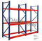 Hongyuan 3 layers metallic heavy duty pallet warehouse rack
